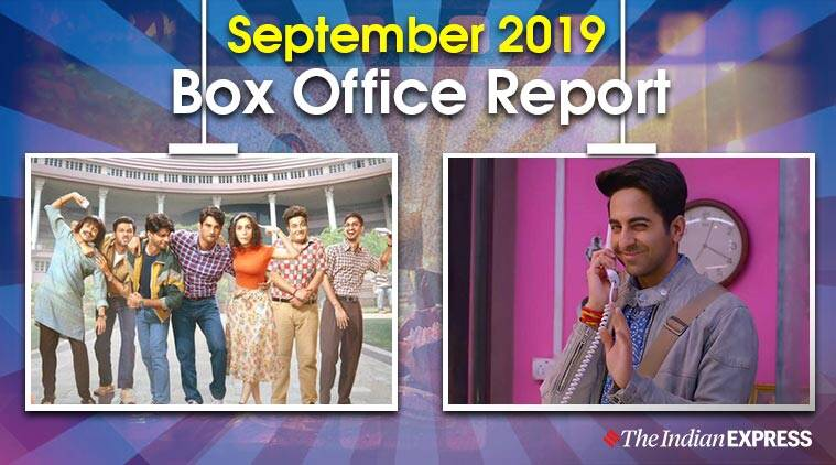 September 2019 box office report: Dream Girl and Chhichhore lead the way