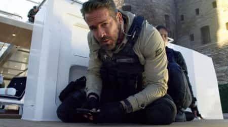 6 Underground actor Ryan Reynolds