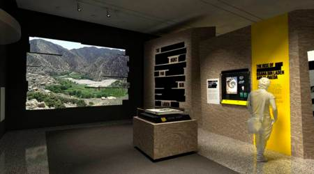 New 9/11 exhibit stages hunt for Osama bin Laden