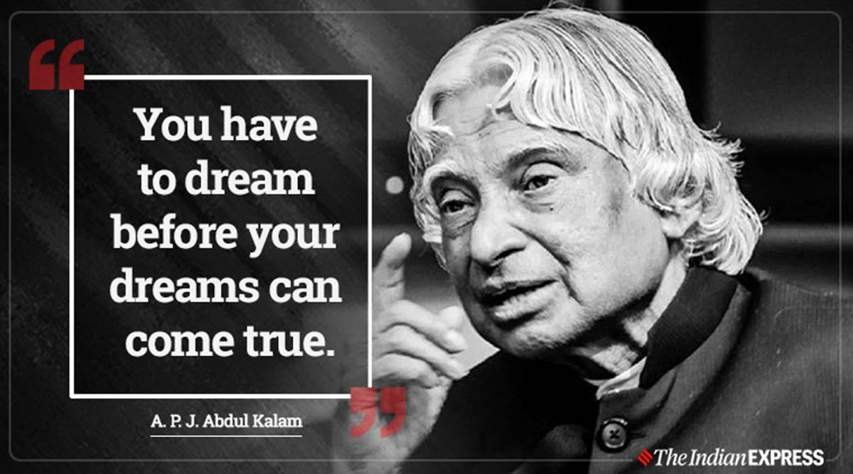 APJ Abdul Kalam Birthday Quotes, Images, Thoughts, Books, Awards