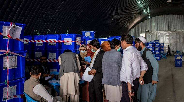Afghans demanded a fair election. They could be waiting a while for results.
