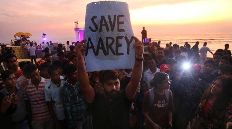 aarey protests, aarey colony, supreme court on aarey protests, mumbai metro construction, mumbai city news