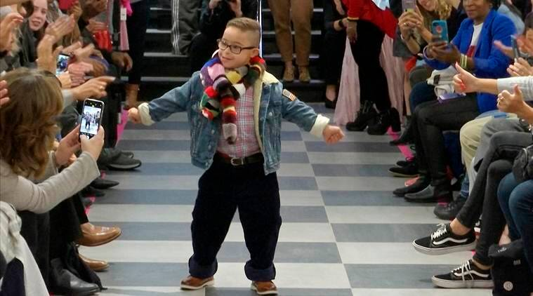 Gigi Playhouse Fashion Show, Down syndrome, Eileen McClary, New York chapter