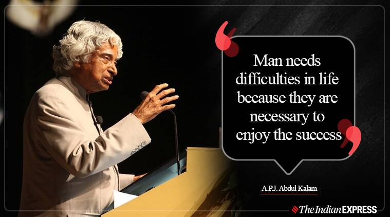 Apj Abdul Kalam Birthday Quotes Images Thoughts Books Awards Essay Speech Status All You Need To Know About India Missile Man