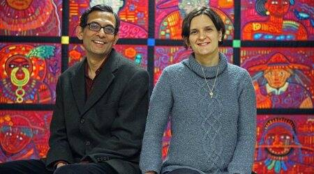 Abhijit Banerjee, Esther Duflo, nobel prize for economics, indianexpress, new book, Good Economics for Hard Times - Better Answers to our Biggest Problems