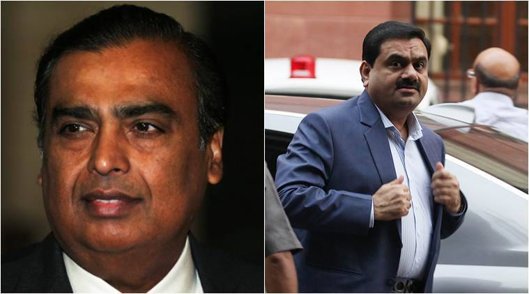 Mukesh Ambani tops Forbes' richest Indian list for 12th year, Adani jumps eight spots to no. 2