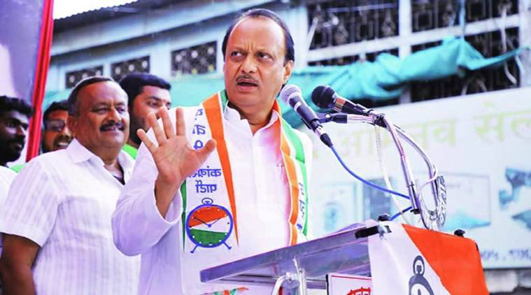 ajit pawar, ajit pawar ncp, who is ajit pawar, maharashtra deputy cm, maharashtra government formation, indian express news