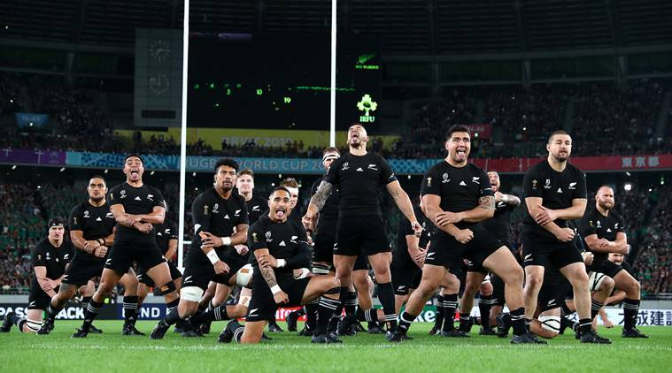 New Zealand set up semifinal clash against England in Rugby World Cup