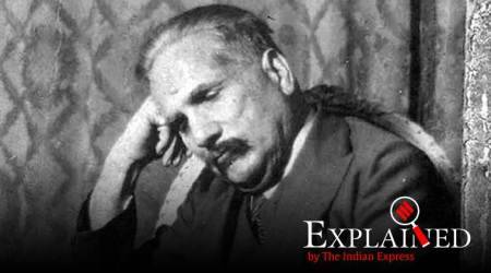 Explained: Allama Iqbal and his role in the creation of Pakistan