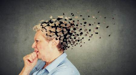 Alzheimer's disease, memory loss, signs, indian express, indian express news