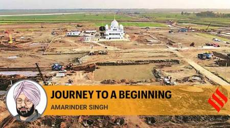 Opening of Kartarpur corridor will show us it is possible to leave behind the past, walk to the future