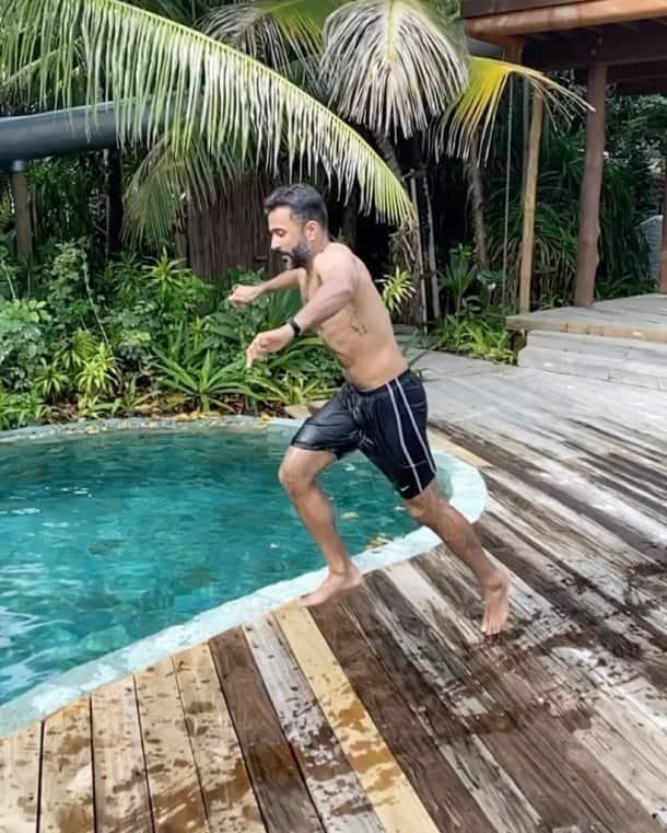 Sonam Kapoor, Sonam, Rhea Kapoor, Anand Ahuja, Anand Ahuja sonam kapoor, sonam Maldives family vacation, sonam rhea Maldives family vacation photos, Karan Boolani, Karan Boolani rhea