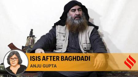 The killing al-Baghdadi does not reduce the threat from the Islamic State