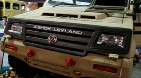 Ashok Leyland to suspend output for 15 days this month