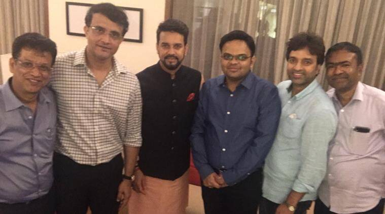 Meet the new BCCI team: Sourav Ganguly, 4 others elected unopposed
