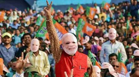 Maharashtra election results, haryana election results, BJP in haryana, Congress in Haryana, BJP Maharashtra, Congress Maharashtra, indian express