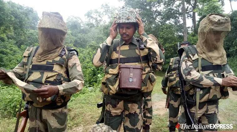 BSF captures Bangladeshi intel team on hunt for smugglers, sends them back