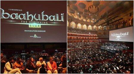 baahubali the beginning screening royal albert hall london