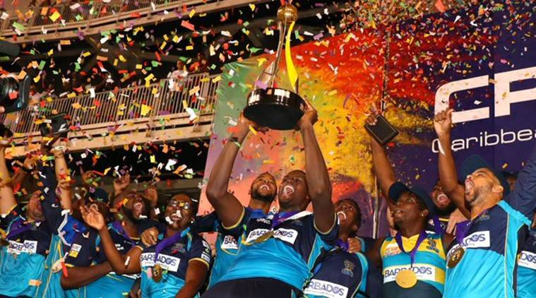 Barbados Tridents end Guyana Amazon Warriors winning streak to win CPL 2019