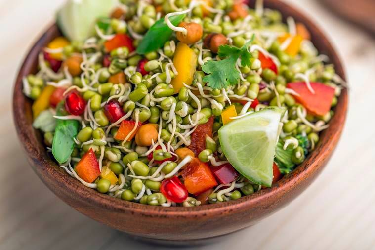 Raw food healthy, food raw, raw food healthy diet food, weight loss food, diabetes food, indian express, indian express news