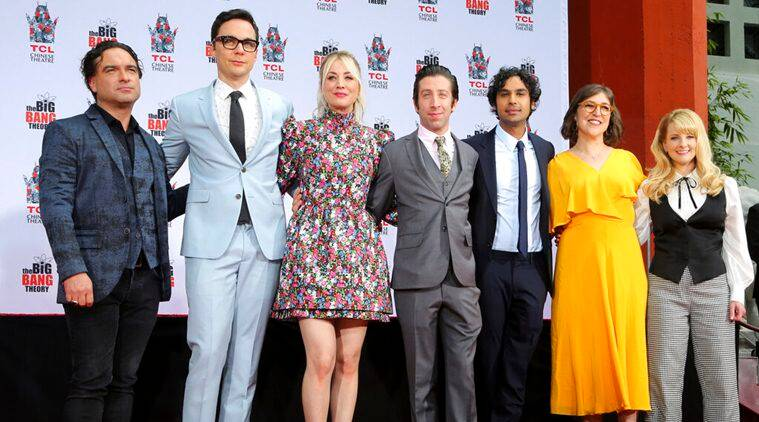Big Bang Theory gets shout out to Nobel Prize announcement