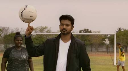Bigil box office collection day 6