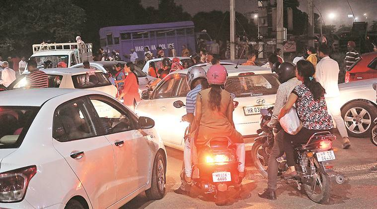 Chandigarh: Dussehra celebrated with fervour, traffic snarls at places