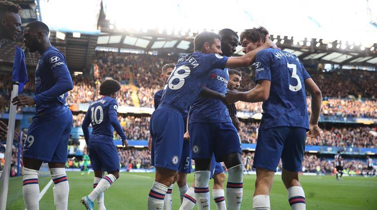 EPL: Chelsea, Leicester rise into top 4, Tottenham stumble again