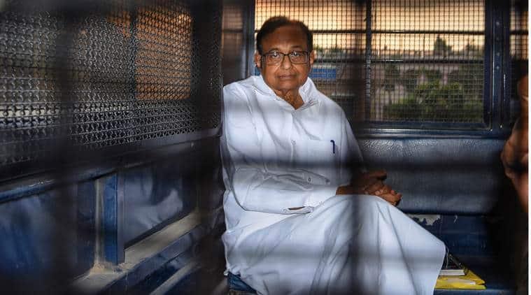 chidambaram bail plea, p chidambaram inx media case, inx media money laundering case, chidambaram corruption case, chidambaram tihar jail