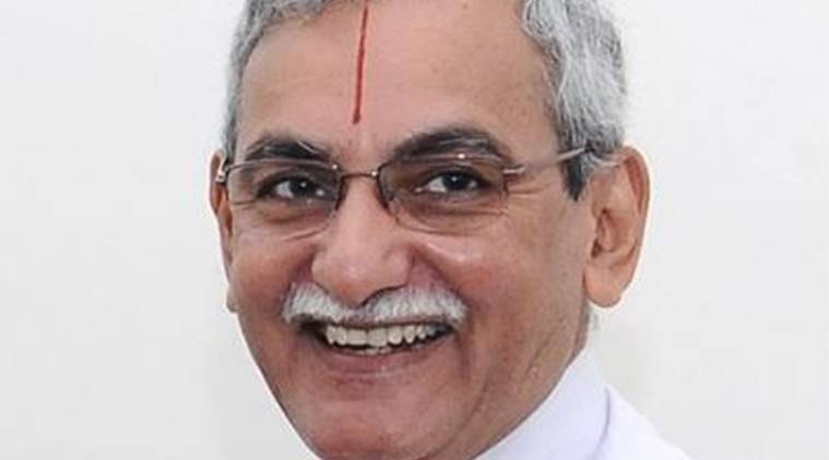 Ex-CBDT chief, ex-CVC K V Chowdary joins RIL board