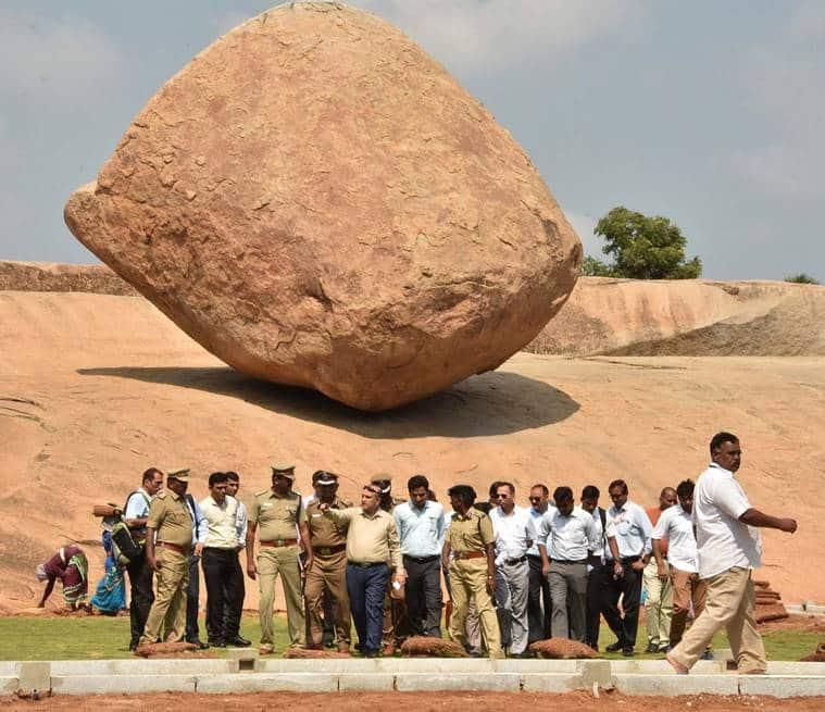 Modi-Xi Summit, Mahabalipuram
