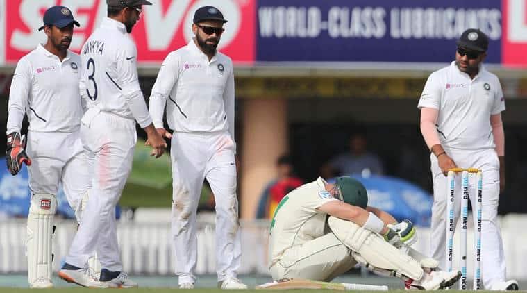 India vs South Africa: Dean Elgar suffers concussion, Rishabh Pant replaces Wriddhiman Saha