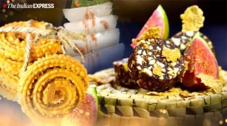 diwali special recipes, bhaidooj recipes, govardhan puja recipes, indianexpress.com, indianexpress, Kellogg's recipes, dry fruit recipes, chhath puja recipes, healthy recipes,