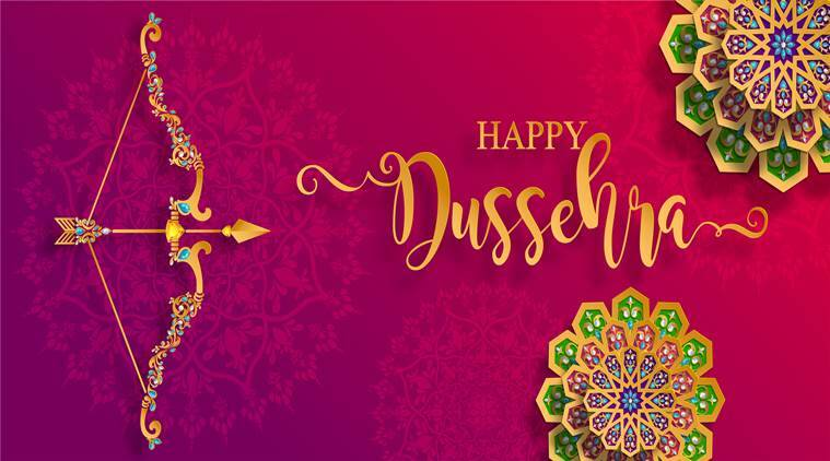 Dussehra, Dussehra 2019, Dussehra wishes, Indian Express, Indian Express news