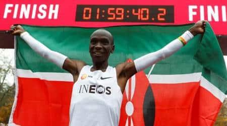 Eliud Kipchoge, Eliud Kipchoge marathon, Eliud Kipchoge marathon under two hours, Eliud Kipchoge world record, Eliud Kipchoge Kenya
