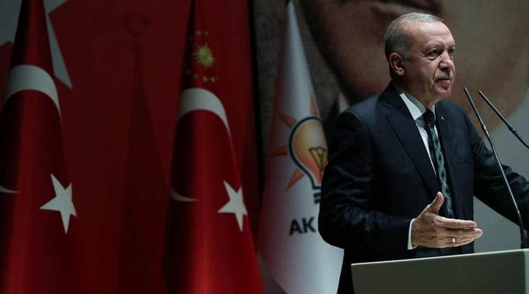Turky Syria, Turkey Syria attack, India on Turkey Syria war, Kurdish forces Syria, Indian Express news