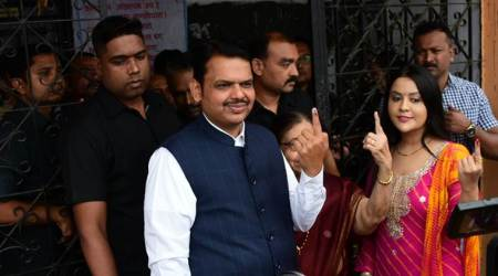 maharashtra election results, maharashtra assembly elections, assembly elections results today, bjp shiv sena, devendra fadnavis