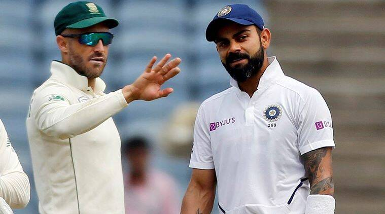 Cannot replace South Africa's seasoned campaigners overnight, says Faf du Plessis