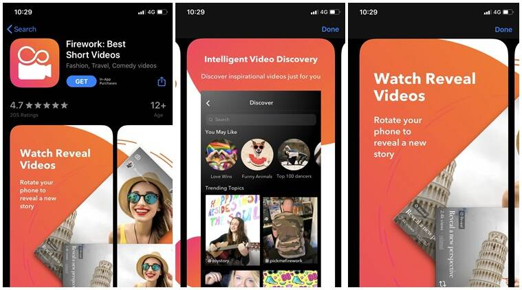 Google to reportedly acquire TikTok-like app 'Firework'