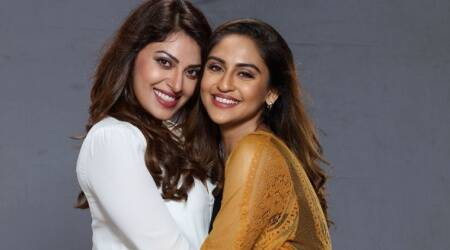 Fittrat actors Krystle D'souza and Anushka Ranjan