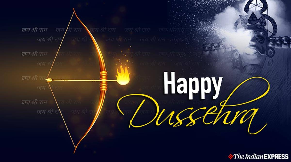 Happy Dussehra 2020 Dasara Wishes Images Download Quotes Status Gif Pics Hd Wallpaper Photos