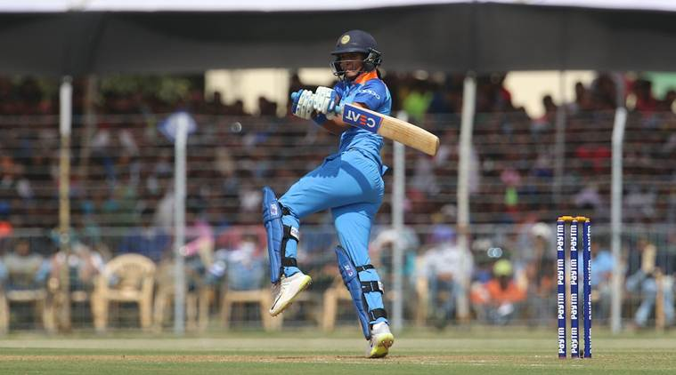 India Vs South Africa Womens 1st Odi India Win By Eight