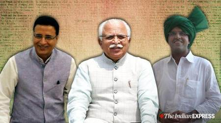 Hung assembly likely in Haryana, at least two Cabinet ministers trailing