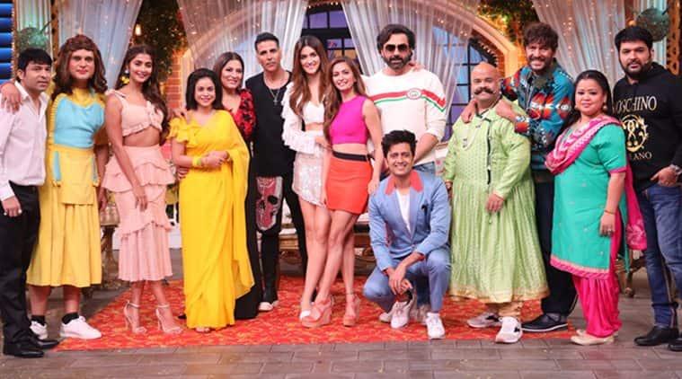 Housefull 4 on The Kapil Sharma Show