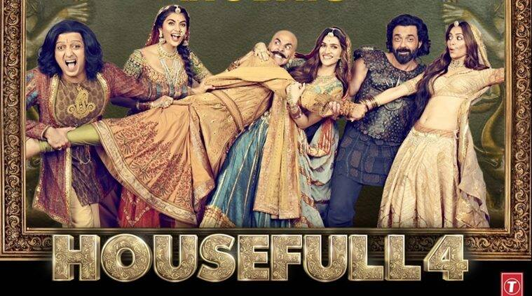 Housefull 4 stays on to be massive on Wednesday, is a hit