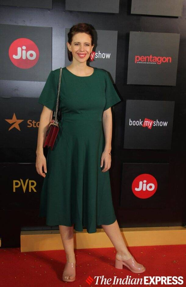 Kalki Koechlin photos, Kalki Koechlin jio mami, Kalki Koechlin indian express, Kalki Koechlin films