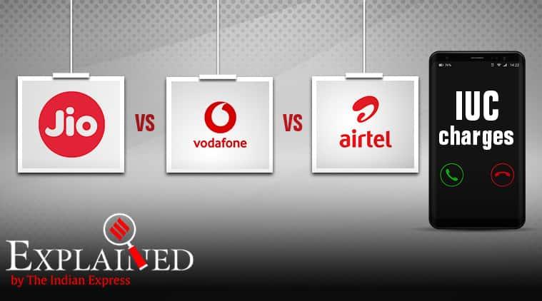 Reliance Jio IUC charges, Jio IUC charge, Jio IUC top-up, IUC top-up voucher, What is IUC charge, IUC charges Airtel, Jio vs Airtel, Jio vs Vodafone