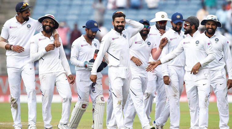 India break all-time record for most consecutive Test series wins at home