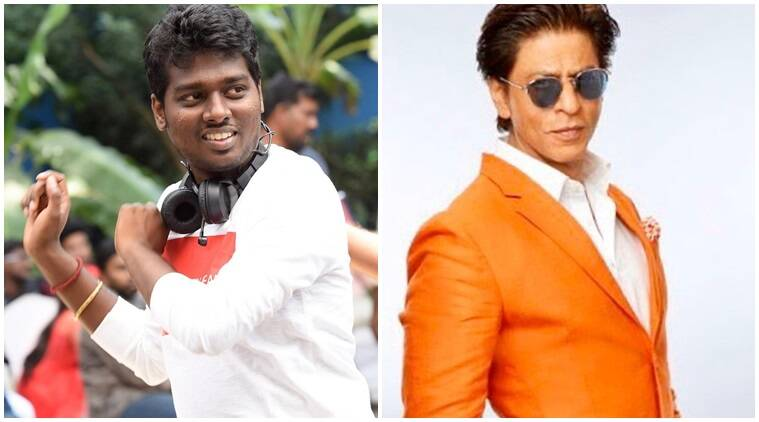 Is Shah Rukh Khan next with Bigil director Atlee