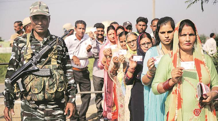 Jammu and Kashmir BDC polls: Behind high turnout, security dragnet in Valley